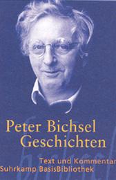 Rolf Jucker: Peter Bichsel, Geschichten. Mit einem Kommentar von Rolf Jucker (Frankfurt/M., Suhrkamp, 2005 [=Suhrkamp BasisBibliothek 64]). 208 pp. ISBN 3-518-18864-X.