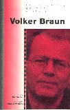Rolf Jucker: Volker Braun (Cardiff, University of Wales Press, 1995).