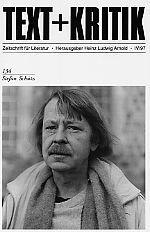 Rolf Jucker: Stefan Schütz (München, edition TEXT + KRITIK, 1997 [=TEXT + KRITIK; Bd. 134]).